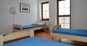 Patro 2.pokoj - tři lůžka a balkon